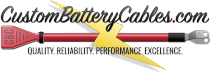 Custom Battery Cables Logo