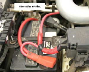jeep tj battery wiring battery cable jeep wrangler  yj  tj  jk  1986 2017 kits  battery cable jeep wrangler  yj  tj